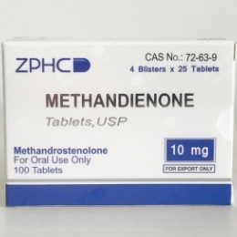 Methandienone by ZPHC